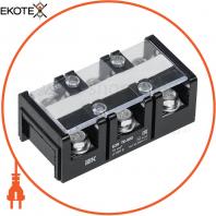 Блок затискачів БЗН TC-6004 300 мм2 600A 4 пари IEK