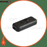 Выключатель на шнур (черный) ПА-1202 арт. ПА-1202