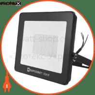 Прожектор світлодіодний ЕВРОСВЕТ 50Вт 6400К EV-50-504 STAND 4000Лм