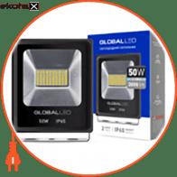 Светодиодный прожектор GLOBAL Flood Light 50W 5000K