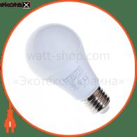 Лампа світлодіодна ЕВРОСВЕТ 7Вт 4200К A-7-4200-27 Е27