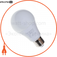 Лампа світлодіодна ЕВРОСВЕТ 12Вт 4200К A-12-4200-27 Е27