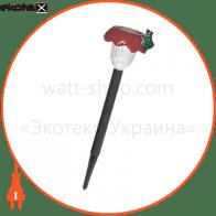 Газонный светильник Feron GL16 Лягушка на цветке  06176