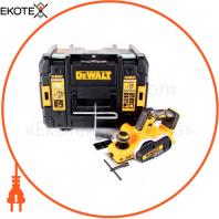 Рубанок аккумуляторный бесщёточный DeWALT DCP580NT