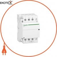 Модульный контактор iCT63A 3НО 220/240В АС 50ГЦ