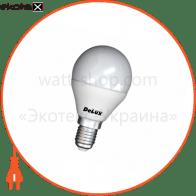 лампа світлодіодна DELUX BL50P 7Вт 2700K 220В E14 теплий білий