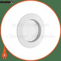 світильник точковий неповоротний DELUX HDL160011 G5.3 білий