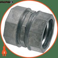 "З'єднувач металевий e.industrial.pipe.connect.collet.1"", цанговий"