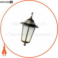 світильник садово-парковий PALACE A05 60Вт Е27 черный-золото