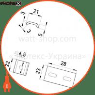 з'єднувальний комплект подвійний atk-6-3