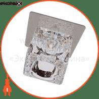 Встраиваемый светильник Feron BS 125-FB титан 18023