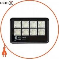 Прожектор SMD LED 300W 6400K 25500Lm 85-265V IP65 черный