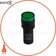 Индикатор ENERGIO AD16-16DS 220В AC зеленый