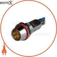 Индикатор ENERGIO AD22C-8T 220В AC желтый