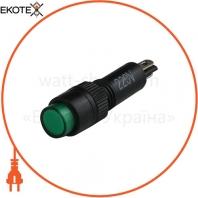 Индикатор ENERGIO AD22E-8 220В АС Зеленый