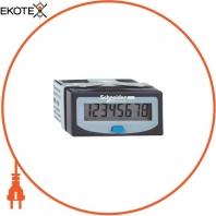 Суматор 8 цифр жк-д батарейка