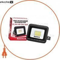 Прожектор светодиодный MAGNUM FL ECO LED 20Вт slim 6500К IP65