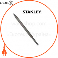 Зубило SDS PLUS пикообразное, STANLEY STA54402