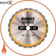 Диск пильный DeWALT DT1958