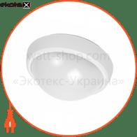 світильник світлодіодний настінно-стельовий DELUX WPL LED 60 12 Вт 4000К IP54 PC
