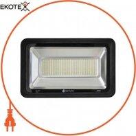 Прожектор SMD LED 300W 6400K 25500Lm 85-265V 420x380мм. IP65 черный