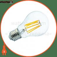 Лампа FILAMENT LED 6W А60 Е27 2700К / 4200K 400Lm 220-240V