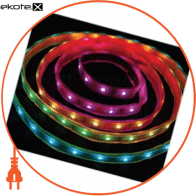 Світлодіодна стрічка SMD LED 50x50 60Led/m (14,4W/m) RGB 12V IP65