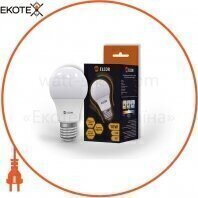 Светодиодная LED лампа ELCOR 534306 Е27 А60 10Вт 1030Лм 4200К