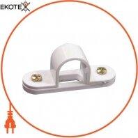 N-образная клипса e.pipe.n.clip.stand.20 для труб d20мм