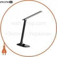 Настольный светодиодный светильник Feron DE1725 9 W 4000K черный
