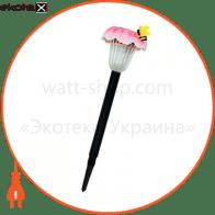 Газонный светильник Feron GL17 Пчела на цветке 06177