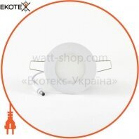 Светодиодный светильник Venom 3Вт (R-1003-WW)