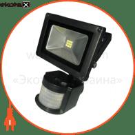 Прожектор светодиодный Litejet-10S с ИКД 10W 6500К   B-LF-0143