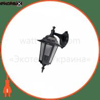 світильник садово-парковий PALACE A02 60Вт Е27 чорний