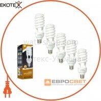 Набор из 5шт Лампа энергосб. HS-25-4200-27 220-240