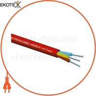 Провод термостойкий двужильный H05SS-F 2x4