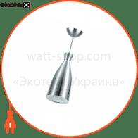 светильник потолочный DELUX WC-0901-01 60Вт Е27 алюминиевый