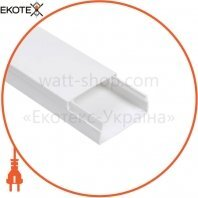 Кабельный канал Sokol 25х16 (120) Professional белый