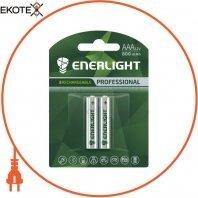 Аккумулятор ENERLIGHT Professional AAA 800mAh BLI 2