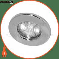 Встраиваемый светильник Feron DL10 хром 15113