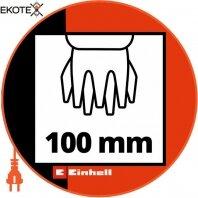 Einhell 3410370 ножницы садовые аккумуляторные ge-cg 18 li - solo