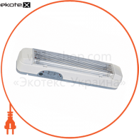 светильник аварийный аккумуляторный DELUX REL-228 2х8Вт