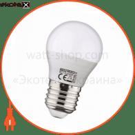 Лампа шарик SMD LED 6W 3000K Е27 480Lm 175-250V