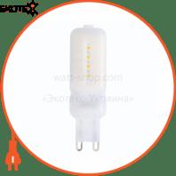 Лампа G9 SMD LED 7W 6400K 630Lm 220-240V пластик
