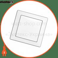 вимикач WEGA 9021 1-клавішний крем