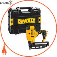 Пистолет гвоздезабивной аккумуляторный бесщёточный DeWALT DCN662NT