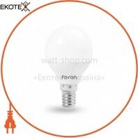 Светодиодная лампа Feron LB-745 6W E14 6400K