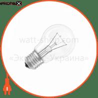 Лампа накаливания  CLAS A CL 60 W E27