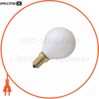Лампа накаливания шарик  CLAS P FR 40 W E27