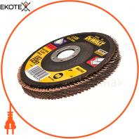Круг шлифовальный лепестковый DeWALT DT30622